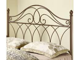 Iron Beds and Headboards Full/Queen Brown Metal Headboard by Coaster at Northeast Factory Direct