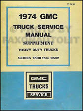 detroit v in manuals literature 1976 gmc chevy 7000 7500 conventional wiring diagram 6v 53 diesel heavy truck