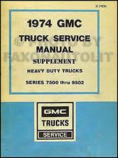 detroit 6v53 in manuals literature 1976 gmc chevy 7000 7500 conventional wiring diagram 6v 53 diesel heavy truck