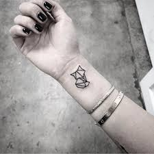 20 Minimal Tattoo Ideas That Will Make You One With Nature Organics