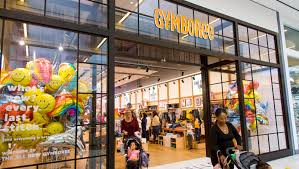Gymboree files for second bankruptcy <b>in</b> last two years