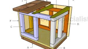 Great 40 Cat House Plans Outdoor  Howtospecialist How To Build Step