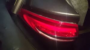 Remove Rear Light Cluster Ford Mondeo How To Remove The Tail Light On A 2017 Ford Fusion Mondeo