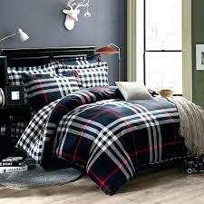 grey plaid bedding plaid bed sets boys plaid quilt bedding lovely boys plaid bedding sets with
