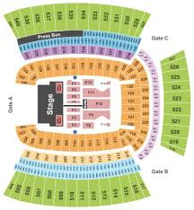 Heinz Field Tickets And Heinz Field Seating Chart Buy