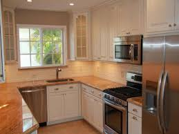U Shaped Kitchen Small U Shaped Kitchen Photos Others Extraordinary Home Design