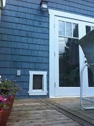 insulated pet doors cat dog door