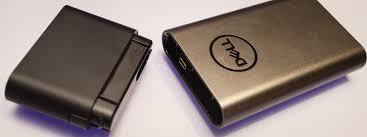 CES 2017] Trên tay Dell Power Companion: sạc USB-C kiêm pin dự phòng cho  laptop