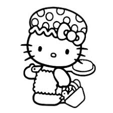 Maybe while you're here you can print a few more coloring pages and staple them together. Top 75 Free Printable Hello Kitty Coloring Pages Online
