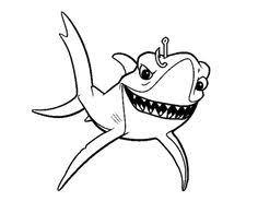 35 Gambar Finding Nemo Coloring Pages Terbaik Finding Nemo