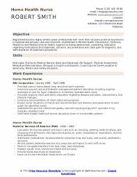 Healthcare Professional Resume Sample Home Health Nurse Resume Samples Qwikresume