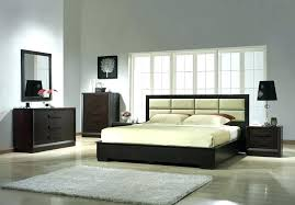 Black Contemporary Bedroom Set Modern King Sets Within Remodel 11