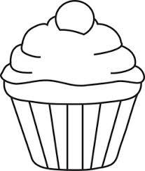 Small Picture Dibujo de cupcake ideas para ti Pinterest Clip art Image