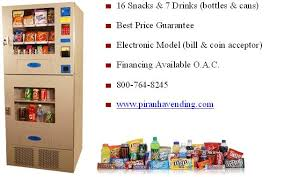 Craigslist Vending Machines Delectable Combo Vending Machine For Sale Piranha Vending