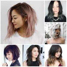 Asian Women Hair Style modern asian hairstyles for women 2017 haircuts and hairstyles 7882 by wearticles.com