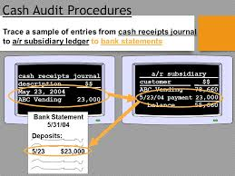 Sample Bank Statement Awesome Audit Of Cash Prepared By Nurulain Binti Asri Ppt Video Online