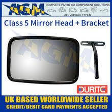 john deere al wing rear view mirror e marked replacement head durite 0 770 07 class 5 mirror head