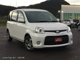 the toyota sienta japanese トヨタ シエンタ toyota shienta is a mini mpv with sliding doors manufactured by toyota it is curly sold in japan