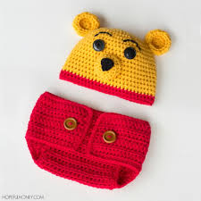 Winnie The Pooh Crochet Pattern Amazing Inspiration Ideas