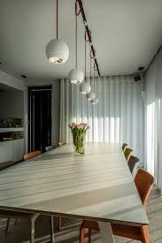 Berrier on track - dinner table lighting - design - TAL