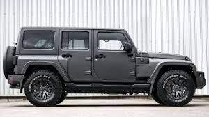 wrangler 4 door black hawk