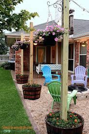 simple outdoor patio ideas. Diy Outdoor Patio Easy Backyard Projects Ideas Patios And  . Simple G
