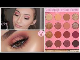 Fortune Shadow Palette by Colourpop #7