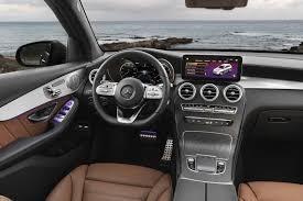 The seats are comfortable, the interior quiet, just like a real mercedes. 2019 Mercedes Benz Glc Class Top Speed