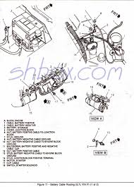 chevy s10 battery wiring diagram wiring library battery cable routing view 1