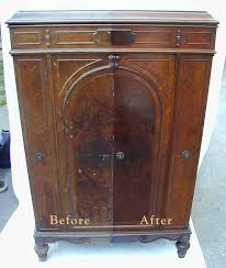 How to Restore Antique and Wood Furniture in Just e Step