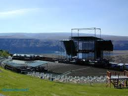 The Gorge Amphitheatre Is A 25 000 Seat Concert Venue