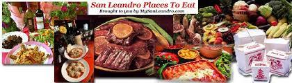 san leandro food and restaurants