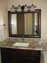 bathroom mirrors. delighful mirrors image by reflected design  frames for existing mirrors to bathroom
