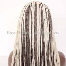 Kanekalon Braiding Hair Color Chart White Brown Piano Ombre Kanekalon Synthetic Xpression