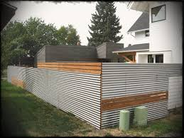 medium size of fence corrugated metal home depot how to frame corrugated metal fence corrugated