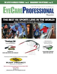 Vsp Signature Plan Lens Enhancements Chart Eyecare Professional October 2009 Issue By Ecp Magazine