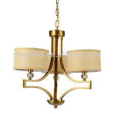 retro modern lighting. Retro Modern Tempa E12/E14 Kain Kap Lampu Tembaga Besi Unik Chandelier Pendant Lighting T