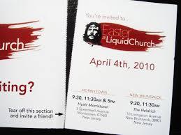 7 Best Photos Of Easter Church Invitation Cards Church