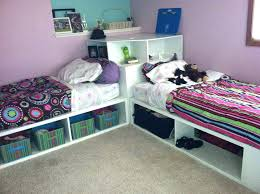 corner beds furniture bedroom