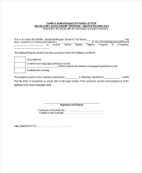 16+ Acceptance Letters - Free Sample, Example, Format | Free ...