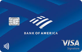 bank of america banking credit cards