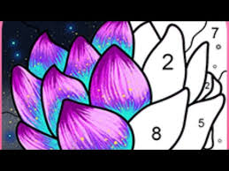 Color all the things like a rainbow! 3 Paint By Number Free Coloring Book Puzzle Game Fun Art For Kids And Adults Youtube