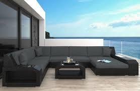 Amazoncom  Ohana 8Piece Outdoor Wicker Patio Furniture Outdoor Patio Furniture Sectionals
