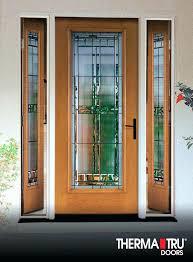 therma tru fiberglass entry doors doors fiberglass entry door systems smooth star therma tru fiberglass entry