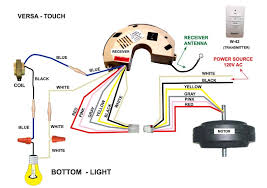 casablanca switch wiring diagram