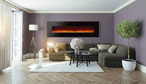 wall mount electric fireplace ideas