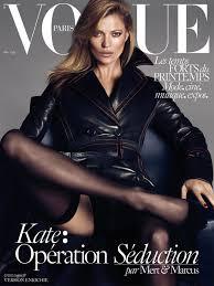 kate moss vogue paris magazine march 2018 cover