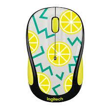 Купить <b>мышь Logitech M238</b> Play Collection Lemon в интернет ...