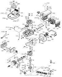 Engine parts list 1