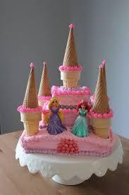 10 Simple Princess Cakes For Girls Photo Princess Birthday Cake